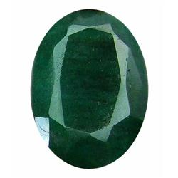 97.62ct. Excellent Oval Cut S. American Emerald (GEM-20269)