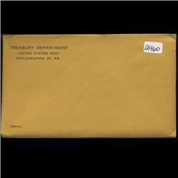 1960 RARE Unopened Envelope Proof Set  (COI-2760)