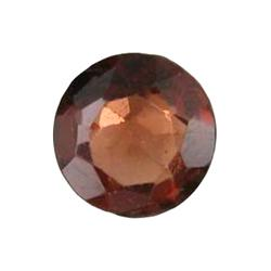 0.28 ct Red Garnet Round Cut (GEM-25662F)