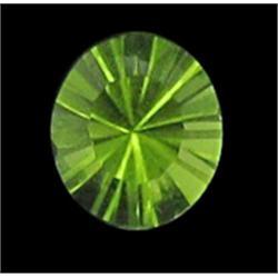 1.11ct Beautiful Pakistan Peridot Green Round  (GMR-1066)