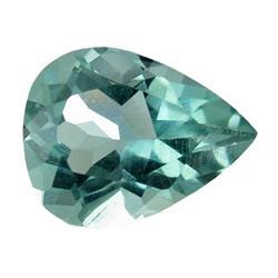 0.96ct AAA Blue Green Amethyst  (GEM-25713)