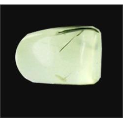 4.77ct Fine Prehnite Gem Fancy Cut (GEM-20707)