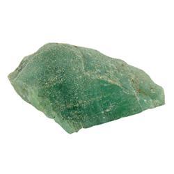 27.94ct Super Natural Rough Green Emerald Unheated (GEM-25767)