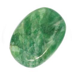 196ct Natural S. American Emerald Gemstone (GEM-8516)