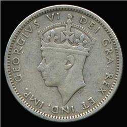1938 Canada Newfoundland 10c Silver Hi Grade RARE (COI-6740)