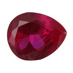 4.99ct Blue Oval Cut Lab Diamond (GEM-25320)