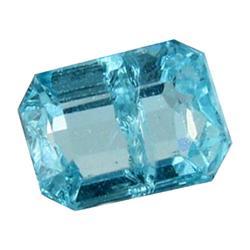 0.45ct Blue Green Rare Neon Natural Apatite  (GEM-25474)