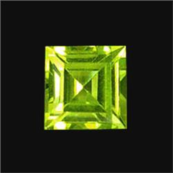 5.1mm Graceful Natural Green Peridot Unheated (GMR-1045)