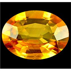 .2ct Orange Natural Sapphire (GMR-0583A)