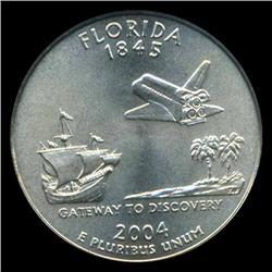 2004D Florida Quarter PCGS MS68 (COI-5459)