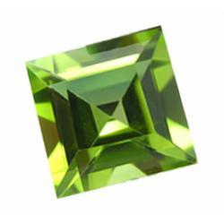 1.79ct Sparkling Natural Green Peridot Pakistan Top Grade (GEM-19635A)