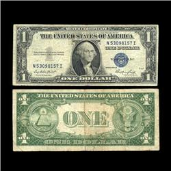 1935E $1 Silver Certificate Nice Condition SCARCE (COI-4702)