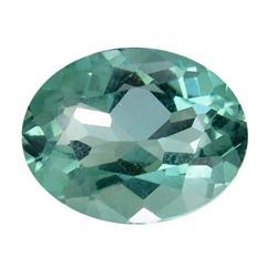 0.69ct AAA Blue Green Amethyst  (GEM-25697)