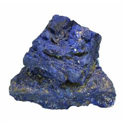 220ct RARE Azurite Crystal Cluster ALL AZURITE No Base Mineral (GEM-20406)