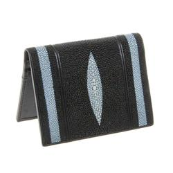 Mens Stingray Hide Skin Wallet  (ACT-054)