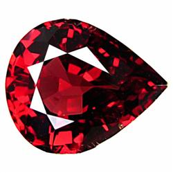 4.49ct Sparkling Natural Top Red Spessartite Garnet (GEM-19642)