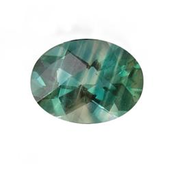 1.05ct Green Color Change Andesine (GEM-19797B)