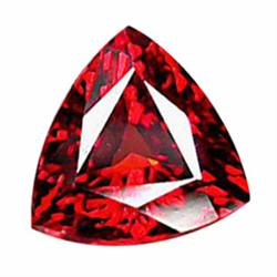 1.74ct Natural Red Spessartite Garnet Africa Ravishing   (GEM-22795)