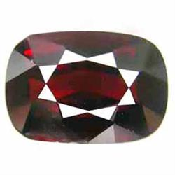 2.80ct Wonderful Natural Oval Deep Red Spessartite Garn (GEM-24830)