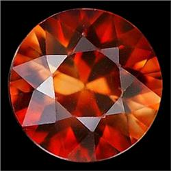 1.20ct Natural Imperial Red Zircon Unheated (GEM-22562)