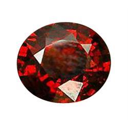 2.36ct Oval Cut Mandarin Spessartite Garnet  (GEM-23936B)