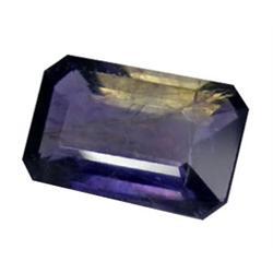 6.50ct Ultra Rare Deep Color Purple Blue Iolite  (GEM-23234)