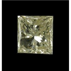 0.17ct White Diamond Hi Grade Square Cut (GEM-26191)