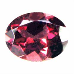 2.55ct Genuine Rhodolite Garnet Gem  (GEM-21108)