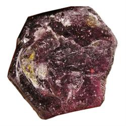 40.0ct Top Red/Black Natural Rough Ruby   (GEM-24300)