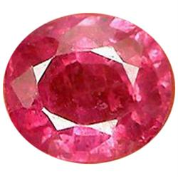 1.19ct Oval Cut Pink Ruby Mozambique  (GEM-23916)