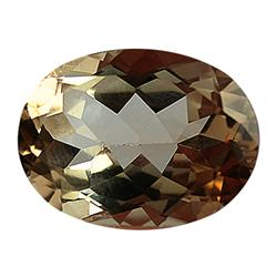 20.50ct Jumbo Rare Unheated Champagne Imperial Topaz Appraisal Estimate $51250 (GEM-24607)