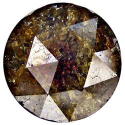 2.32ct  Natural Cognac Brown Diamond  (GEM-23357)