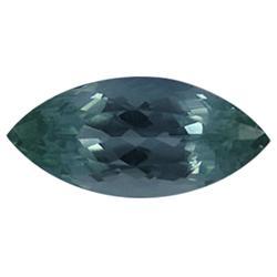 25.05ct Rare Stunning 100% Natural Aqua Blue Kunzite Appraisal Estimate $7515 (GEM-24604)