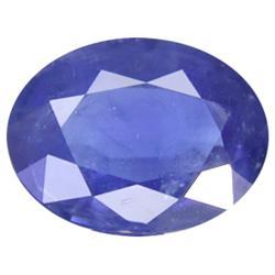 1.45ct Excellent Natural Thailand Blue Sapphire (GEM-24842)