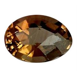 7.65ct 100% Natural Rare Hot Imperial Topaz Appraisal Estimate $19125 (GEM-24584)