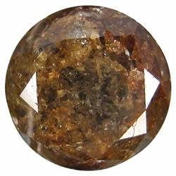 3.35ct Rich Fire Natural Cognac Red Diamond (GEM-21372)