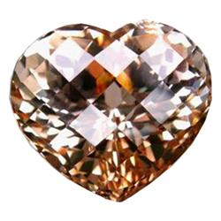 15.29ct Ravishing Natural Top Imperial Topaz Appraisal Estimate $38225 (GEM-22836)