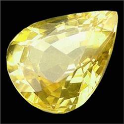 1.25ct Nice Yellow Natural Sapphire  (GEM-23788)
