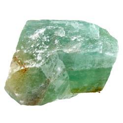 315ct Natural Rough Uncut Green Calcite Gemstone (GEM-25781)