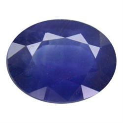 1.35ct Wonderful Natural Thailand Blue Sapphire (GEM-24991)