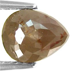 1.55ct AAA Inspring Natural Brown Red Diamond    (GEM-16243)