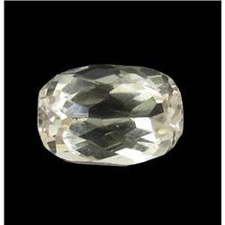 4.08ct Lemon Green Kunzite Afghanistan Oval Cut Appraisal Estimate $1020 (GEM-26168)