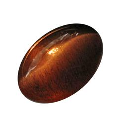 2.35ct Siliminate Cat's Eye Cabochon (GEM-26206)