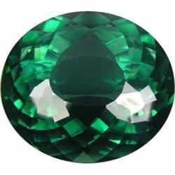 255.5ct Huge Green Africa Amethyst Oval   (GEM-23754)