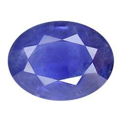 1.45ct Excellent Natural Nice Thailand Blue Sapphire (GEM-25085)