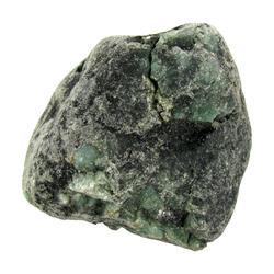 555.00ct Super Natural Rough Green Emerald Unheated (GEM-25777)