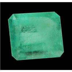 0.54ct. Rare VVS Top Grade Colombian Emerald (GEM-22475)