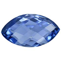 0.99ct Marquise Medium Blue Ceylon Sapphire (GEM-25248)