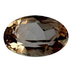 7.45ct 100% Natural Hot Imperial Topaz Oval Cut Appraisal Estimate $18625 (GEM-24588)