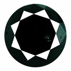 4.84ct AAA Deep Black Natural Diamond  (GEM-19748)